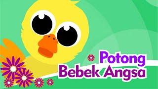 Potong Bebek Angsa - Lagu Anak anak Indonesia Populer - Lintang Media