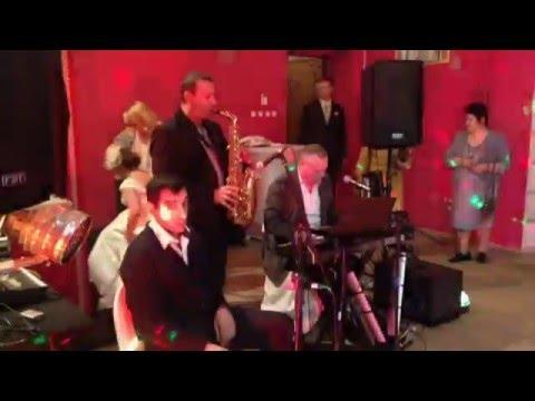 Армянский ансамбль на мероприятие (любительская съёмка)