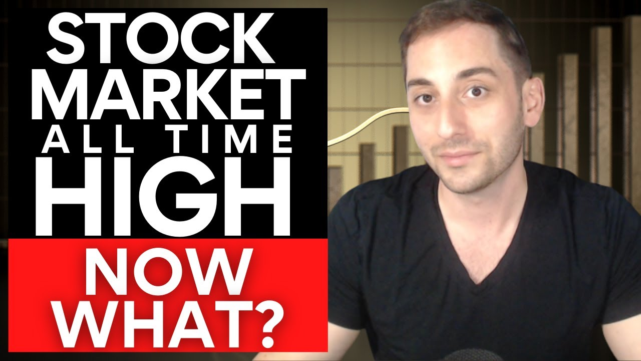 Stock Market at ALL TIME HIGH: What Should You Do? | 5 Things You Should Do as an INCOME Investor