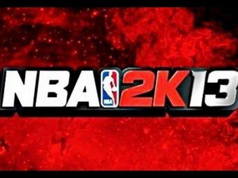NBA 2K13 - Historic Jordan Dunk: The Cradle Dunk Tutorial