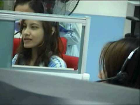 DTAC Corporate Behind The Scenes Call Center