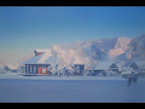 NIKOLAY ROMANOV, painter from St`Petersburg