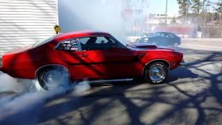 1973 Comet GT Burnout