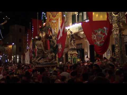 Festa San Lawrenz Birgu 2017: Is-Seba Jum tan-Novena