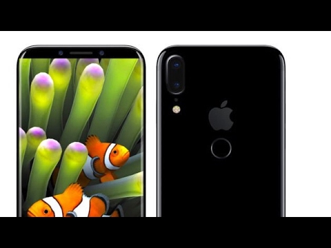 IPHONE 8 FIRST LOOK! APPLE SENT ME AN IPHONE 8!