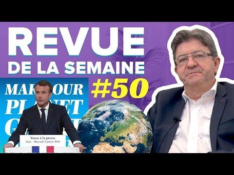 #RDLS50 : ÉCOLOGIE, LIBÉRALISME, FAKE NEWS, LÉGISLATIVES PARTIELLES