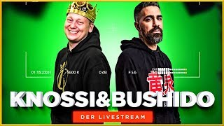 Rap Contest 2019! | Mit BUSHIDO und KNOSSI | Highlights