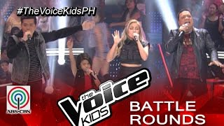 "The Voice Kids Philippines 2015 Battle Rounds: ""Puso/Liwanag Sa Dilim"" by Yeng, Mitoy, Lyca, Jason"