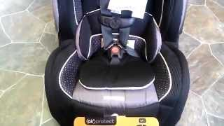 Safety 1st Complete Air 65 Carseat Review