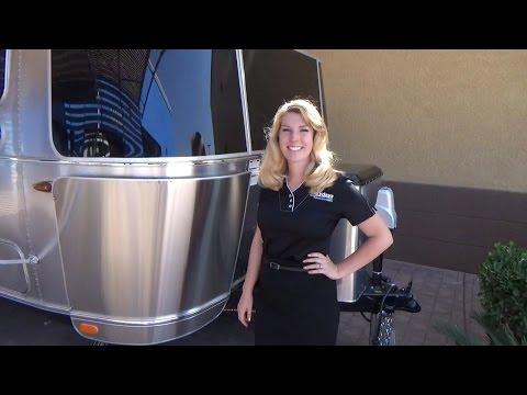 Wonderful Walk Through 2017 Airstream Sport 16J Bambi Small Trave... | Doovi