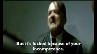 Hitler's Birthday Parade
