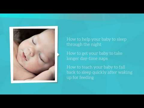 My Baby Wont Sleep - What can I do?