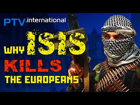 SHOCK! Why ISIS kills the Europeans? (PTV international, Art