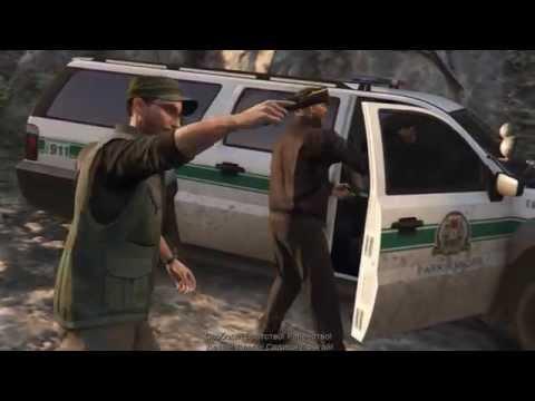 GTA 5 PC: СНЕЖНЫЙ ЧЕЛОВЕК,...