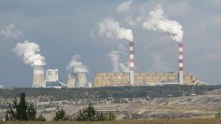 Elektrownia oraz kopalnia węgla brunatnego Bełchatów