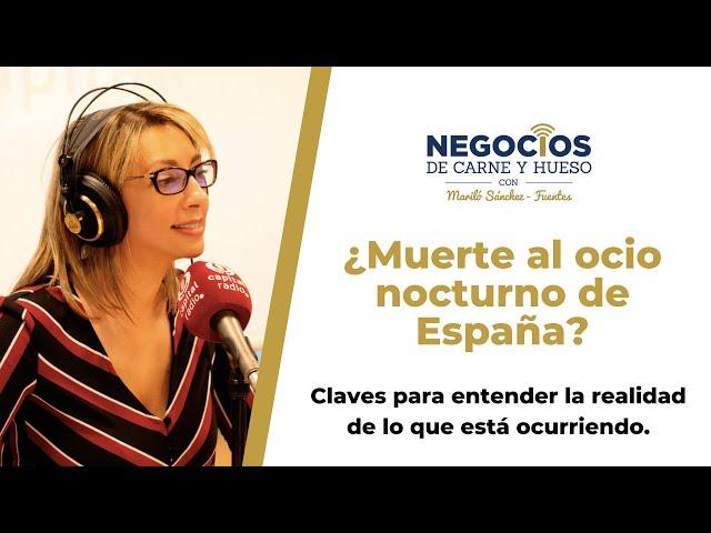 Toda la verdad sobre la situación del ocio nocturno en España.