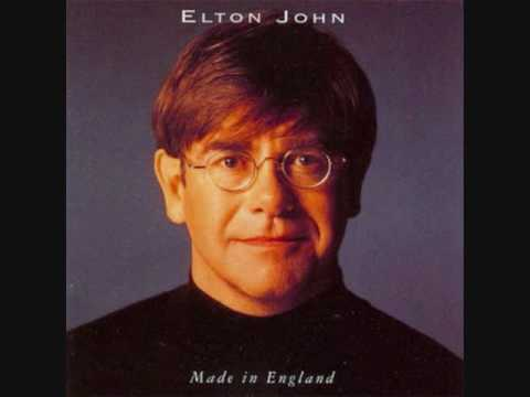 Elton John - House (Made In England 3/11)