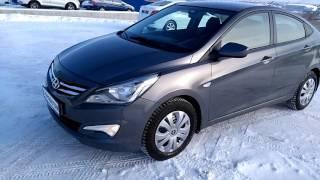 Купить Хендай Солярис Hyundai Solaris 1.4 л. AT 2015 г. с пробегом бу в Саратове. Элвис Trade in