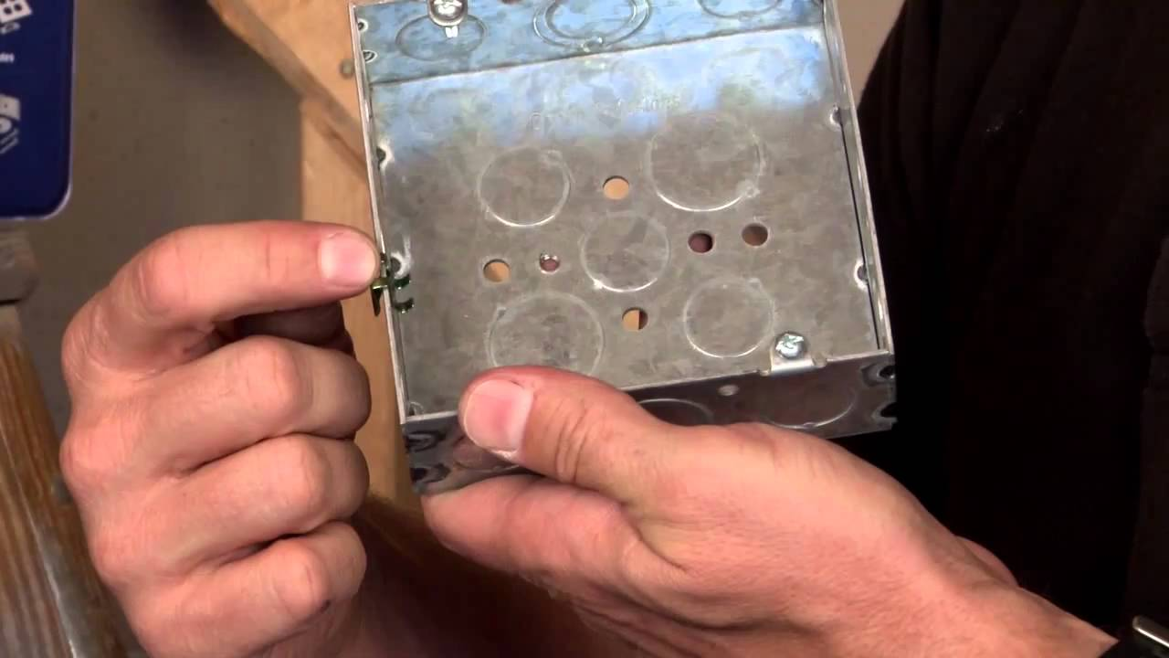Grounding Pigtails Screws And Clips Gs Gc Wiring Outlets With Ptst Psto Series Youtube