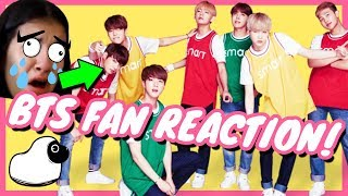 Fake Love BTS Reaction! (Crying ARMY!) 😲