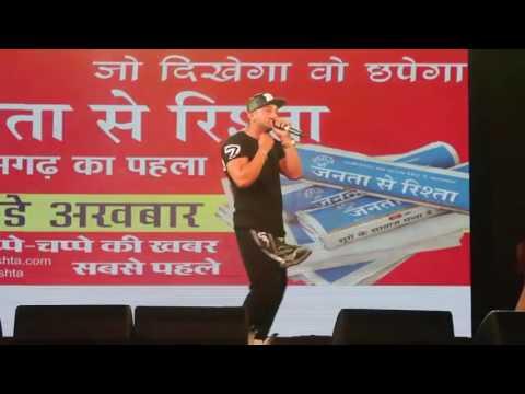Yo Yo Honey Singh   Neha Kakkar Live Performance 2017