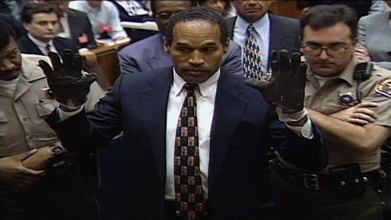 the oj simpson trial essay