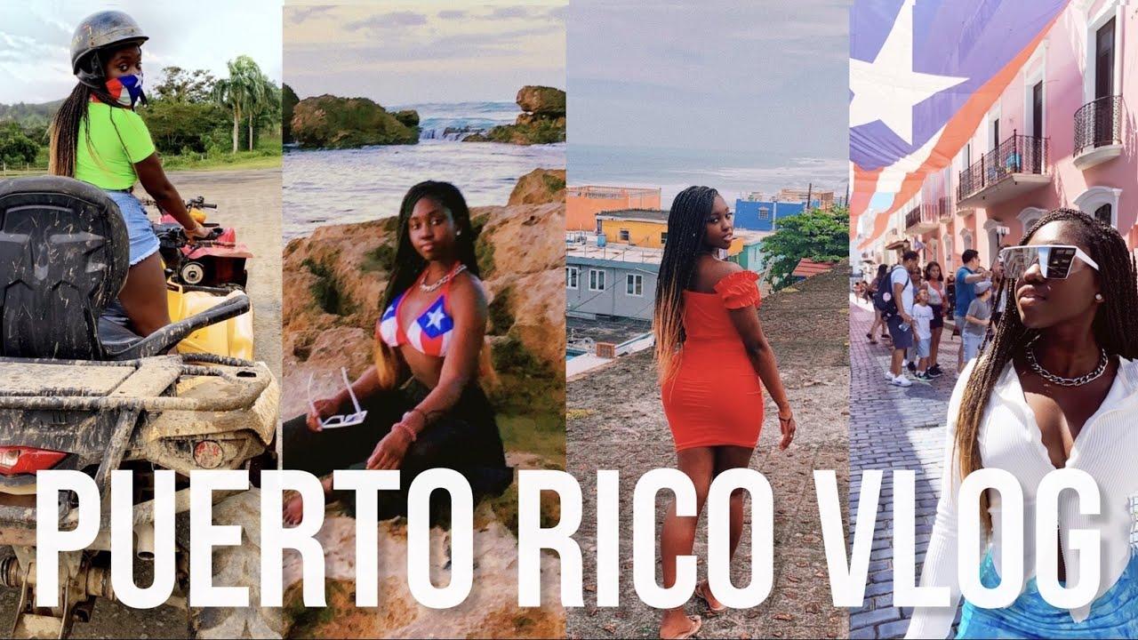 PUERTO RICO VLOG 🇵🇷 | 2020 San Juan Girls Trip!! (COVID-19, ATVs, Horseback Riding & More!)