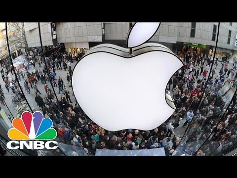 Can Apple Keep Driving The Nasdaq 100 Higher? | Trading Nation | CNBC
