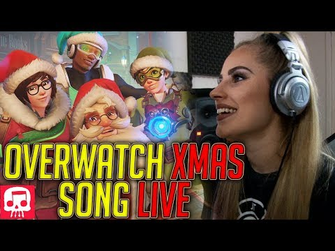 """Overwatch Xmas Song LIVE - """"All I Want For Christmas is Loot"""" (Parody by JT Music)"""