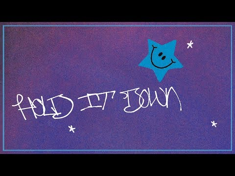 Spencer. - Hold It Down (Lyric Video)