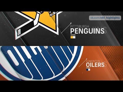 Pittsburgh Penguins vs Edmonton Oilers Oct 23, 2018 HIGHLIGHTS HD