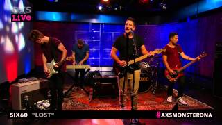 """Six60 Performs """"Lost"""" on AXS Live"""
