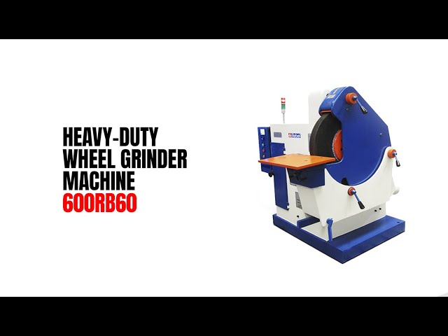Heavy-Duty Wheel Grinding machine | Foundry Grinder | Rebel