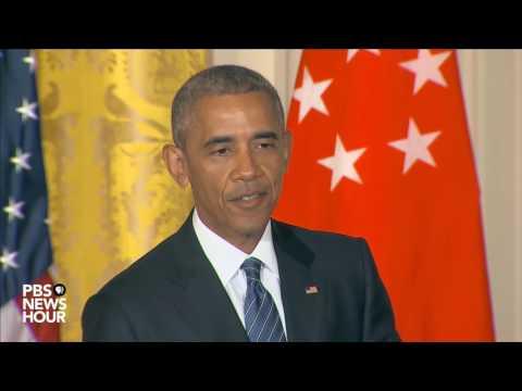 Obama: Trump 'unfit to serve as president'