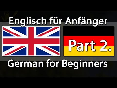 Englisch Lernen / Learn German - 750 English/german Phrases For Beginner 2
