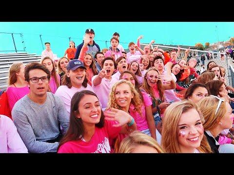 Download Youtube: Vlogging at My High School! (High School Vlog)