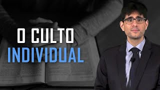 22/03 - O Culto Individual (Ao Vivo) - Filipe Fontes