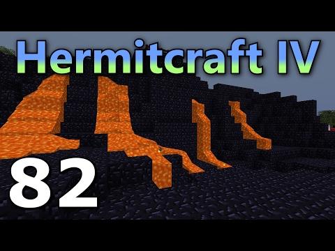 Hermitcraft 4 Ep.82- Lava Falls