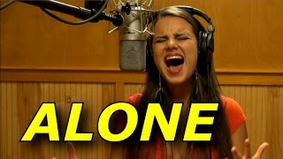 Alone - Heart - cover - How To Sing Like Ann Wilson - Xiomara Crystal - Ken Tamplin Vocal Academy