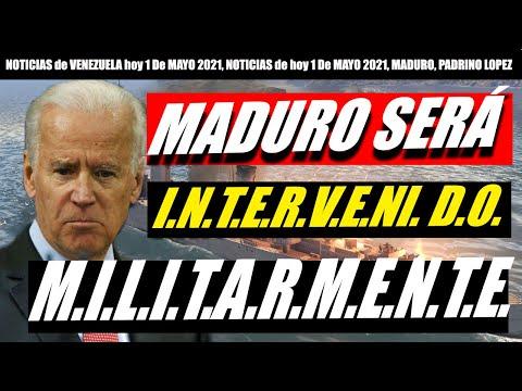 NOTICIAS de VENEZUELA hoy 1 De MAYO 2021, NOTICIAS de hoy 1 De MAYO 2021, MADURO, PADRINO LOPEZ
