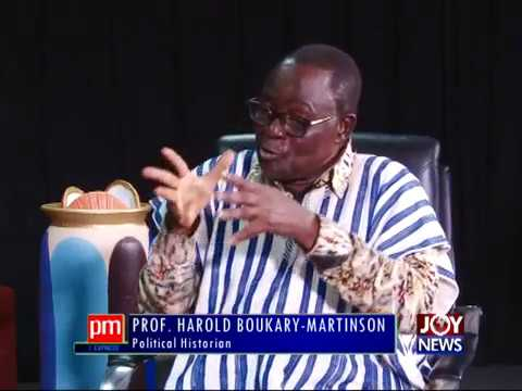Ghana at 60;The untold story - PM Express on Joy News (17-2-17)