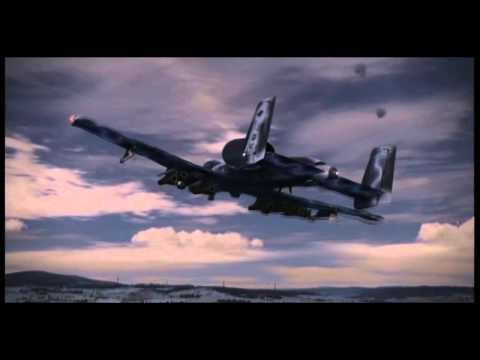 "An A-10 Thunderbolt II ""Warthog"" Tribute (Ace Combat 6)"