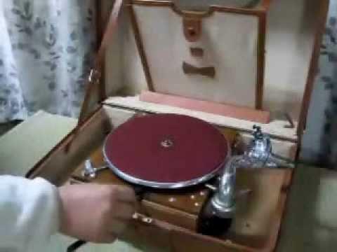 洛南蓄音機で  Jimmy Yancey  -  STATE STREET SPECIAL