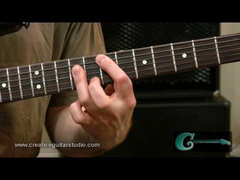 """Rhythm Guitar: R & B """"Soul-Ballad"""" Style"""
