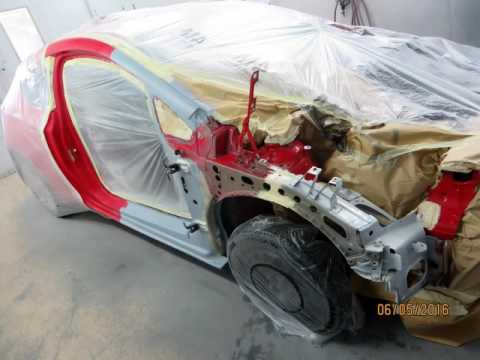 Car Body Repair and Paint