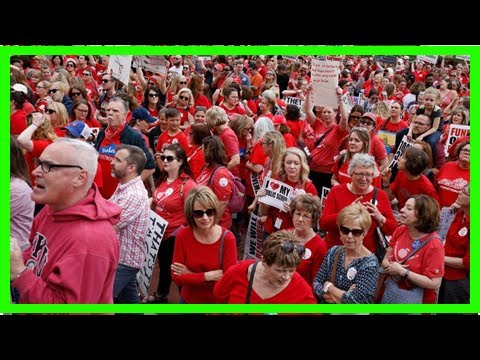 Breaking News | These Kentucky teachers rallied for more education funding. Now they're running for