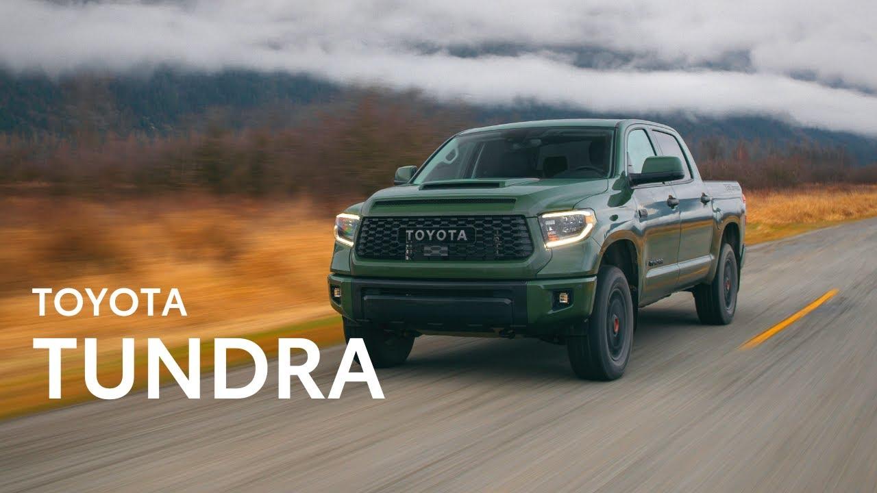 2021 Tundra Full Size Truck Toyota Canada