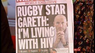 Gareth Thomas reveals he has HIV + facts (UK/(Global)) - BBC News - 15th September 2019