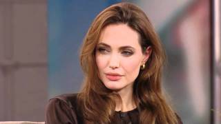 Angelina Jolie (Monday Show Preview)