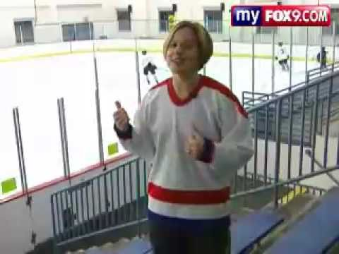 JMS Hockey on FOX9 Stay Fit show!